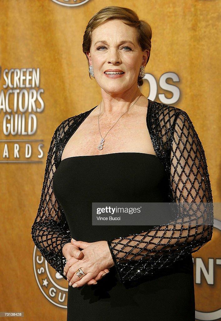 13th Annual Screen Actors Guild Awards - Press Room : News Photo