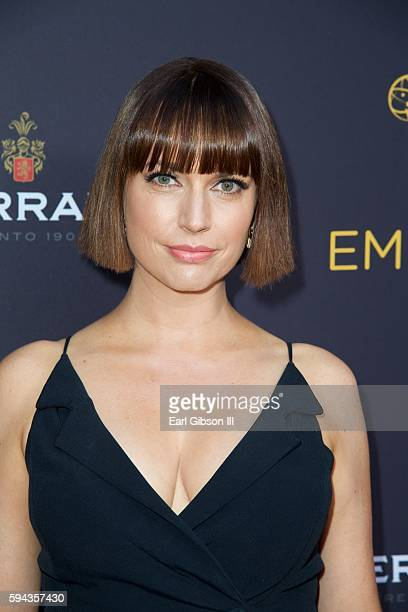 Actress Julie Ann Emery attends the Television Academy's Performers Peer Group Celebration at Montage Beverly Hills on August 22 2016 in Beverly...