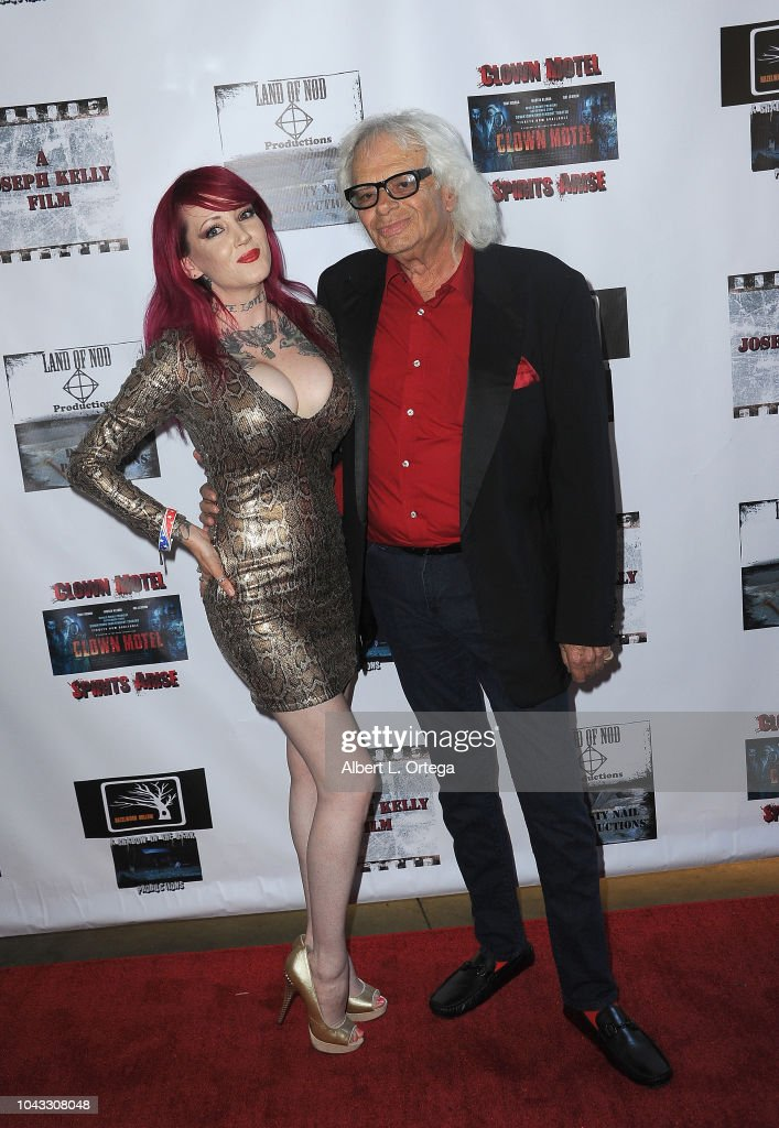 """Clown Motel: Spirit's Arise"" Premiere : News Photo"