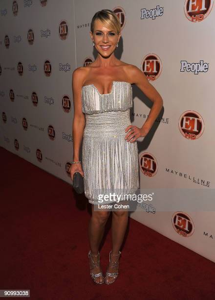 Actress Julie Benz arrives at the 13th Annual Entertainment Tonight and People Magazine Emmys After Party at the Vibiana on September 20 2009 in Los...