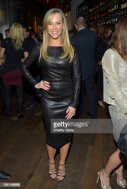Actress Julie Benz attends 30 Years Of Fashion And Film And The Next Generation Of Style Icons with W Magazine and GUESS at Laurel Hardware on...