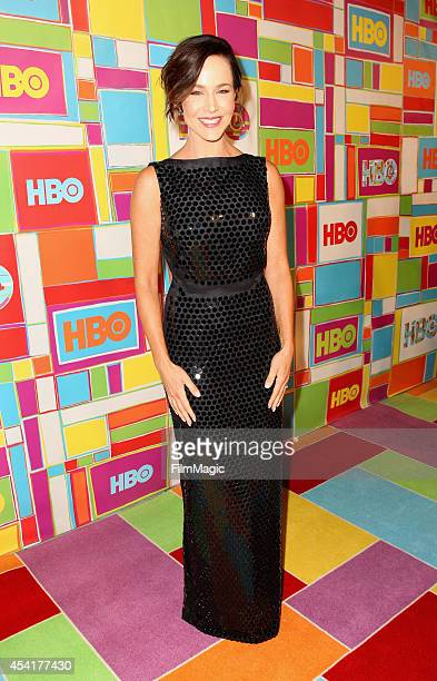 Actress Julie Benz attends HBO's Official 2014 Emmy After Party at The Plaza at the Pacific Design Center on August 25 2014 in Los Angeles California