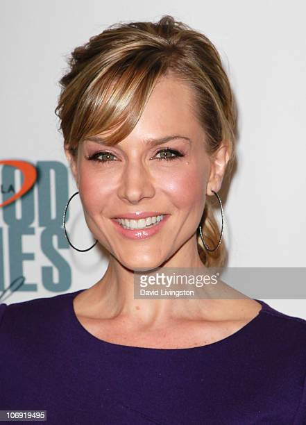 Actress Julie Benz attends Lupus LA's 8th Annual Lupus LA Orange Ball at the Beverly Wilshire Four Seasons Hotel on November 16 2010 in Beverly Hills...