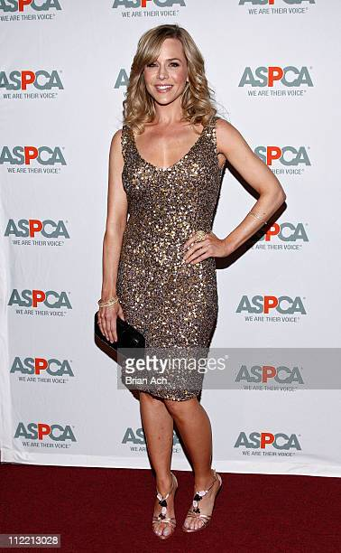 Actress Julie Benz attends the 14th Annual ASPCA Bergh Ball at The Plaza Hotel on April 14 2011 in New York City
