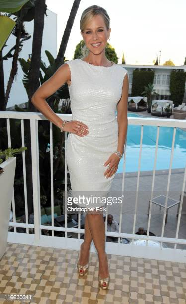 Actress Julie Benz during the 2011 Women In Film Crystal Lucy Awards with presenting sponsor PANDORA jewelry at the Beverly Hilton Hotel on June 16...