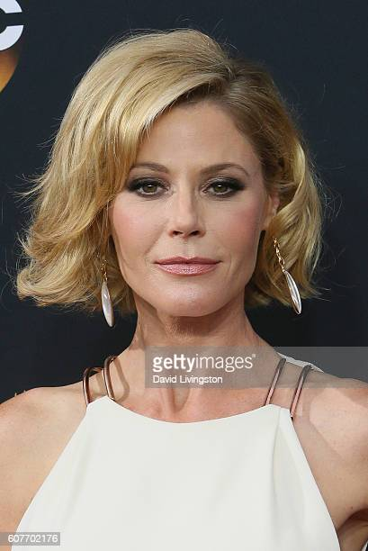 Actress Julie Bowen arrives at the 68th Annual Primetime Emmy Awards at the Microsoft Theater on September 18 2016 in Los Angeles California