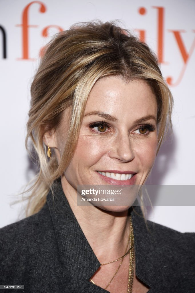 Actress Julie Bowen arrives at the FYC Event for ABC's 'Modern Family' at Avalon on April 16, 2018 in Hollywood, California.