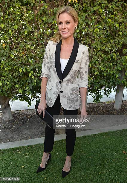 Actress Julie Bowen attends a Modern Family Wedding episode screening at Zanuck Theater at 20th Century Fox Lot on May 19 2014 in Los Angeles...