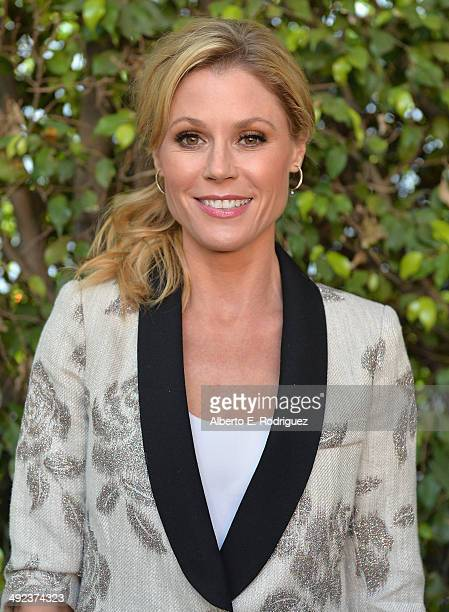"""Actress Julie Bowen attends a """"Modern Family"""" Wedding episode screening at Zanuck Theater at 20th Century Fox Lot on May 19, 2014 in Los Angeles,..."""