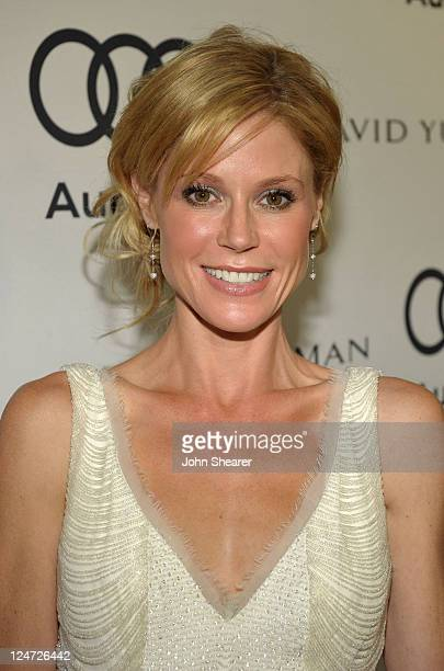 Actress Julie Bowen attends Audi and David Yurman Kick Off Emmy Week 2011 and Support Tuesday's Children at Cecconi's Restaurant on September 11 2011...
