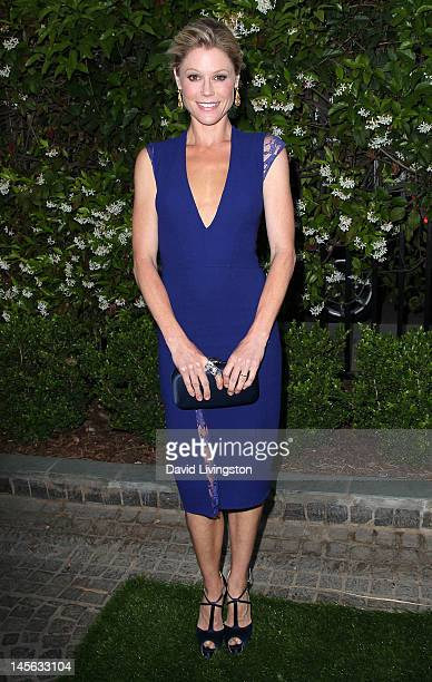 Actress Julie Bowen attends Global Green USA's 16th Annual Millennium Awards at the Fairmont Miramar Hotel on June 2 2012 in Santa Monica California