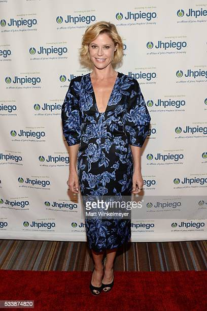 Actress Julie Bowen attends Jhpiego's Laughter Is The Best Medicine at the Beverly Wilshire Four Seasons Hotel on May 23 2016 in Beverly Hills...