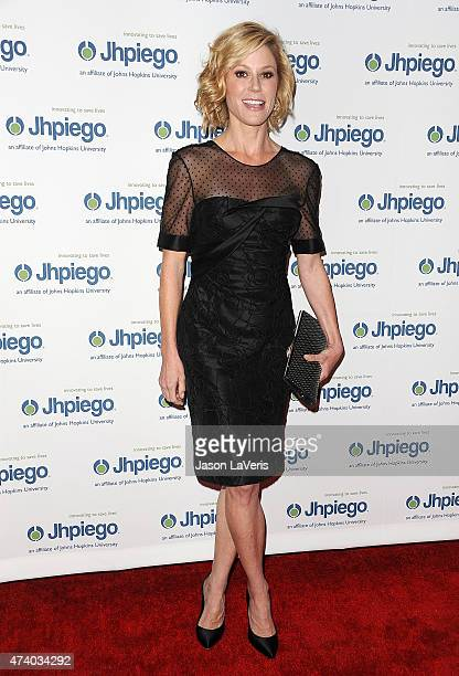 Actress Julie Bowen attends Jhpiego's Laughter Is The Best Medicine event at Regent Beverly Wilshire Hotel on May 19 2015 in Beverly Hills California