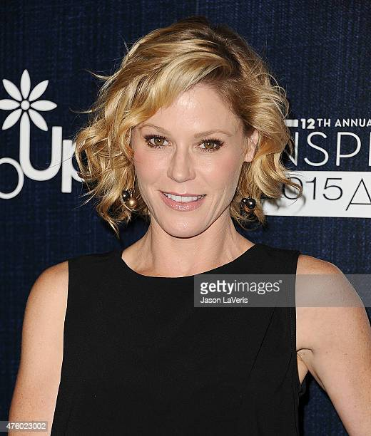 Actress Julie Bowen attends the 12th annual Inspiration Awards to benefit Step Up at The Beverly Hilton Hotel on June 5, 2015 in Beverly Hills,...