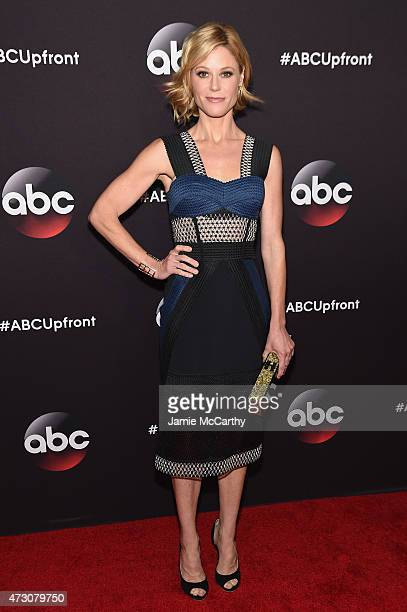 Actress Julie Bowen attends the 2015 ABC Upfront at Avery Fisher Hall Lincoln Center on May 12 2015 in New York City