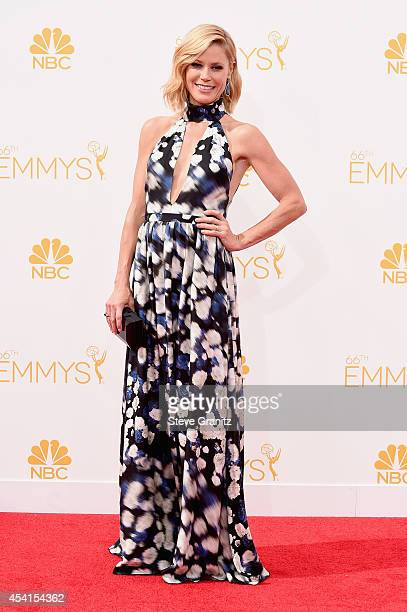 Actress Julie Bowen attends the 66th Annual Primetime Emmy Awards held at Nokia Theatre LA Live on August 25 2014 in Los Angeles California