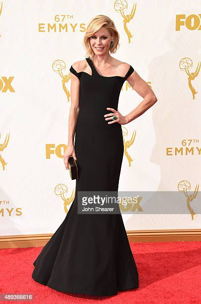 Actress Julie Bowen attends the 67th Annual Primetime Emmy Awards at Microsoft Theater on September 20 2015 in Los Angeles California