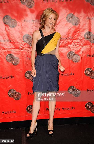 Actress Julie Bowen attends the 69th Annual Peabody Awards at The Waldorf=Astoria on May 17 2010 in New York City