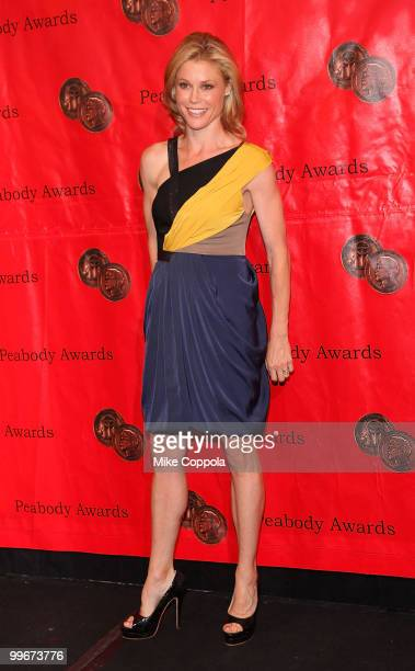 Actress Julie Bowen attends the 69th Annual Peabody Awards at The Waldorf Astoria on May 17 2010 in New York City