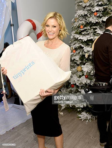Actress Julie Bowen attends the Baby2Baby Nutcracker Party Presented By Tiny Prints on November 20 2014 in Los Angeles California