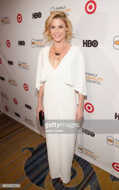Actress Julie Bowen attends the Family Equality Council's Impact Awards at the Beverly Wilshire Hotel on March 11 2017 in Beverly Hills California