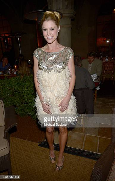 Actress Julie Bowen attends the Naeem Khan Private Dinner at the Chateau Marmont on May 2 2012 in Los Angeles California