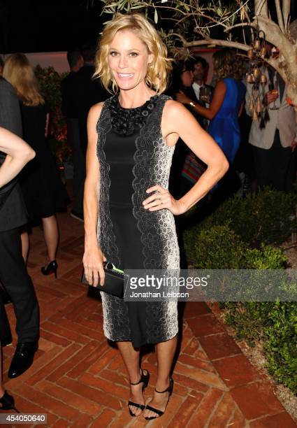 Actress Julie Bowen attends Variety and Women in Film Emmy Nominee Celebration powered by Samsung Galaxy on August 23 2014 in West Hollywood...