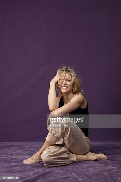 Actress Julie Bowen is photographed in October 2002 in New York City