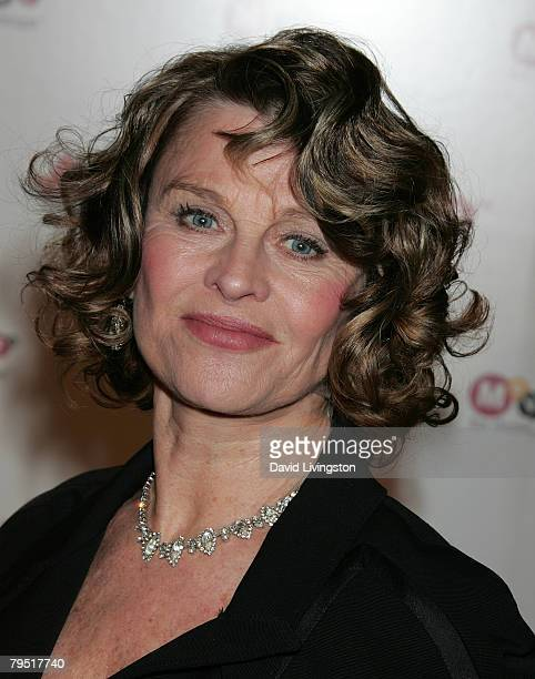 Actress Julie Christie attends AARP The Magazine's seventh annual Movies for Grownups Awards at the Hotel Bel Air February 4 2008 in Los Angeles...