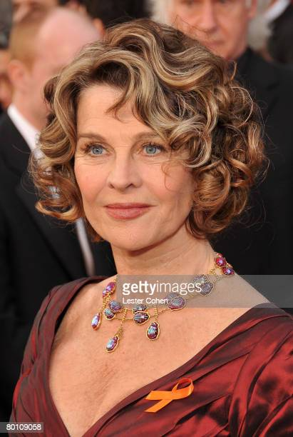 Actress Julie Christie attends the 80th Annual Academy Awards at the Kodak Theatre on February 24 2008 in Los Angeles California