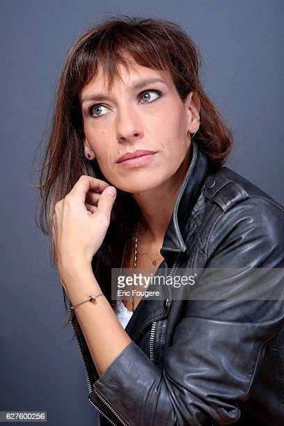 Actress Julie Debazac Photographed in PARIS