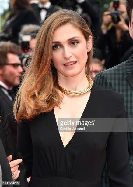 Actress Julie Gayet attends the 'The Prophet' Premiere at the 67th Annual Cannes Film Festival on May 17 2014 in Cannes France