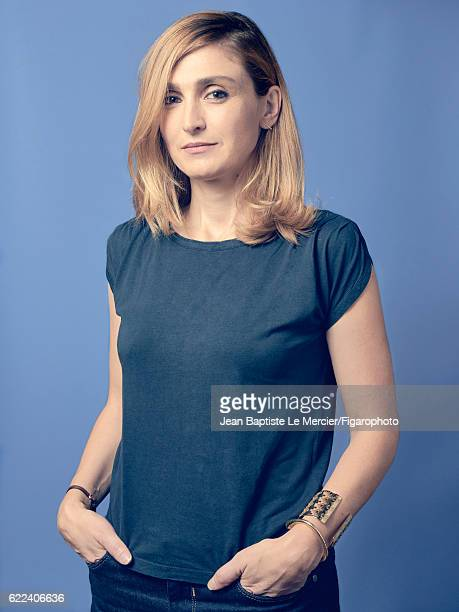 Actress Julie Gayet is photographed for Madame Figaro on September 8 2016 at the Toronto Film Festival in Toronto Canada PUBLISHED IMAGE CREDIT MUST...
