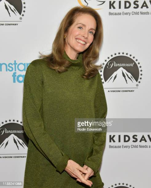 Actress Julie Hagerty attends Paramount Pictures Hosts Kidsave's Weekend Miracles Event to coincide with Instant Family home entertainment debut at...