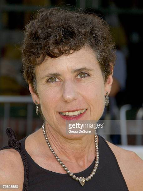 Actress Julie Kavner arrives at The Simpsons Movie premiere at the Mann Village Theatre on July 24 2007 in Westwood California
