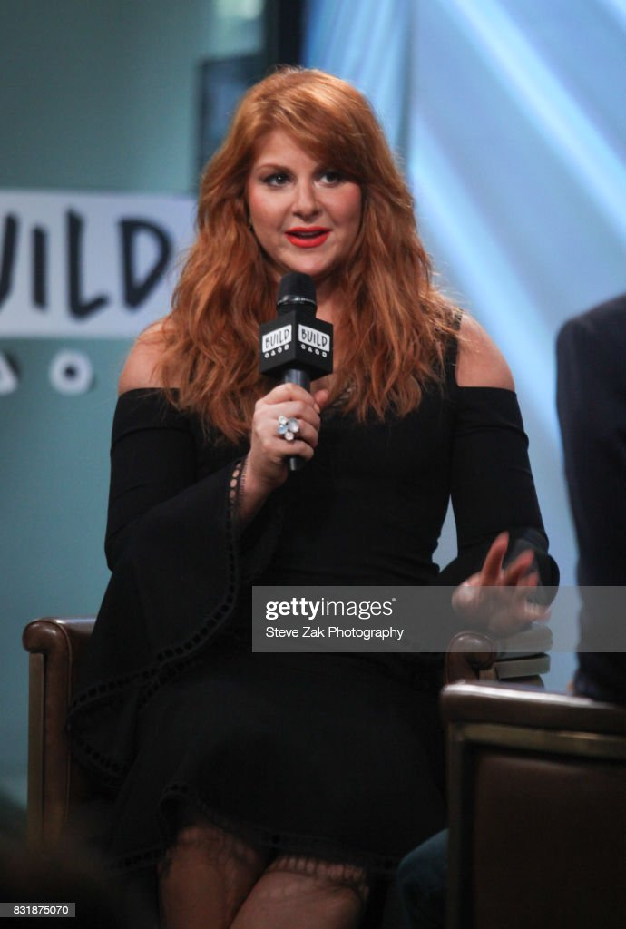 Actress Julie Klausner attends Build Series to discuss her show 'Difficult People' at Build Studio on August 15, 2017 in New York City.