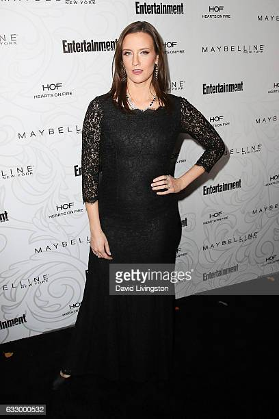 Actress Julie Lake arrives at the Entertainment Weekly celebration honoring nominees for The Screen Actors Guild Awards at the Chateau Marmont on...