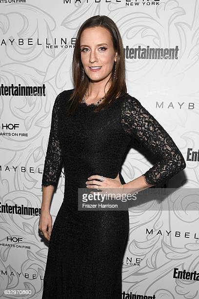 Actress Julie Lake attends the Entertainment Weekly Celebration of SAG Award Nominees sponsored by Maybelline New York at Chateau Marmont on January...