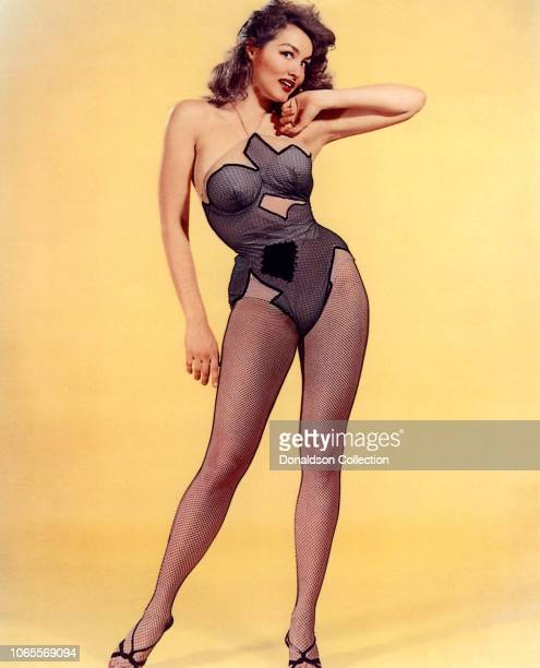 Actress Julie Newmar in a scene from the movie Li'l Abner