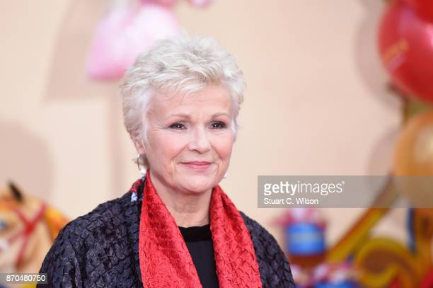 Actress Julie Walters attends the 'Paddington 2' premiere at BFI Southbank on November 5 2017 in London England