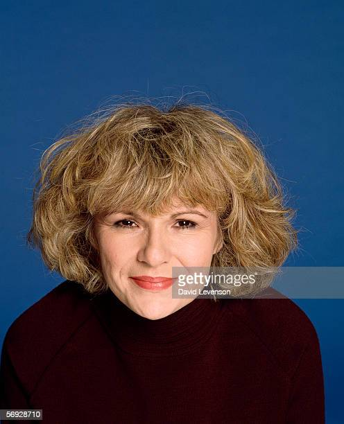 Actress Julie Walters poses for a portrait in London on February 4 1991.