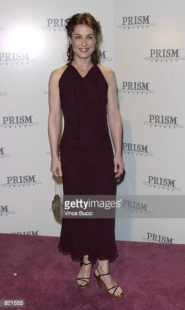 Actress Julie Warner attends the 5th Annual Prism Awards presented by the Entertainment Industries Council which honored accurate depictions of drug...