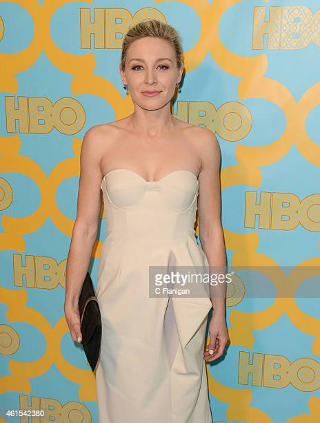 Actress Juliet Rylance attends HBO's Official Golden Globe Awards After Party at The Beverly Hilton Hotel on January 11 2015 in Beverly Hills...