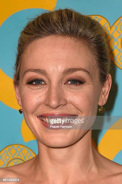Actress Juliet Rylance attends HBO's Post 2015 Golden Globe Awards Party at Circa 55 Restaurant on January 11 2015 in Los Angeles California