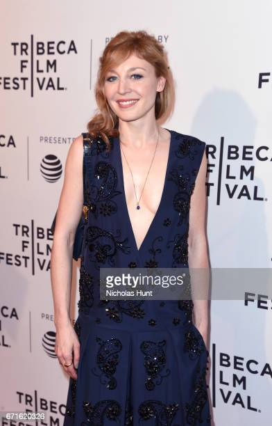 Actress Juliet Rylance attends Love After Love premiere during the 2017 Tribeca Film Festival at SVA Theatre on April 22 2017 in New York City