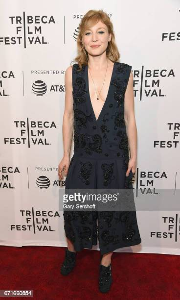 Actress Juliet Rylance attends the 'Love After Love' screening during the 2017 Tribeca Film Festival at SVA Theatre on April 22 2017 in New York City