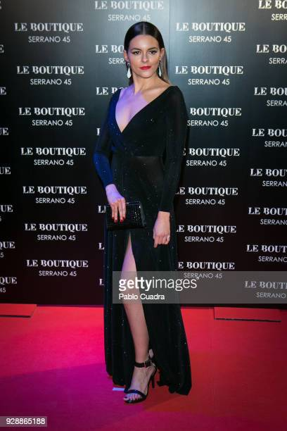 Actress Julieth Restrepo attends the after party of 'Loving Pablo' premiere at Le Boutique Club on March 7 2018 in Madrid Spain