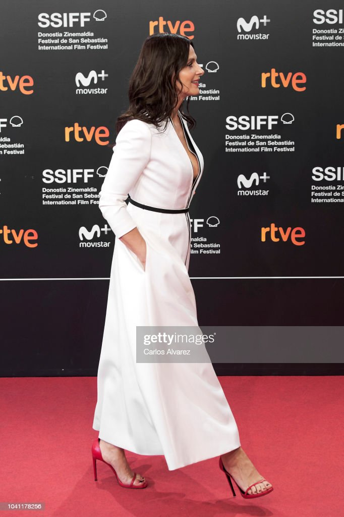 Actress Juliette Binoche attends the  Vision  premiere during the ... f8ece9a72b