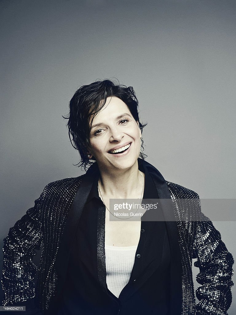 Juliette Binoche, Self Assignment, May 2014
