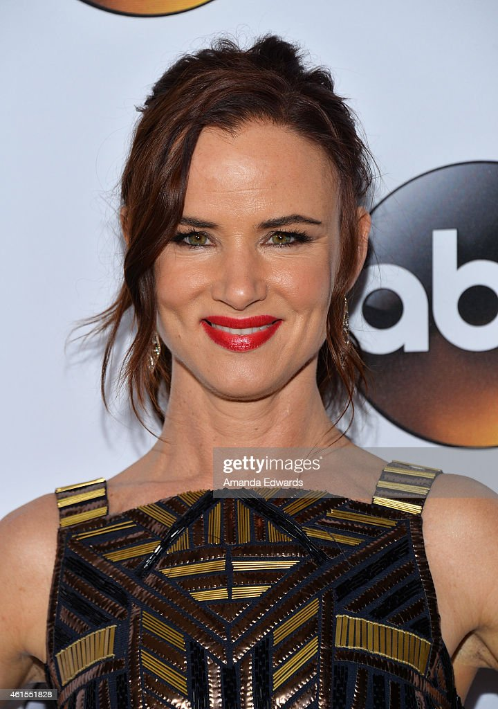 Actress Juliette Lewis arrives at the ABC TCA 'Winter Press Tour 2015' Red Carpet on January 14, 2015 in Pasadena, California.